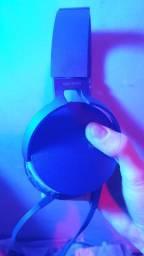 Headphone Sony extra bass XB550