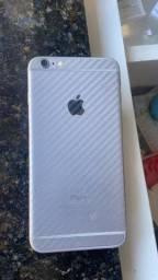Iphone  6 Plus aceito cartão