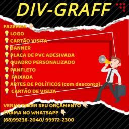 DIV-GRAFF Gráfica rápida e divisórias */ *