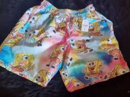 Shorts Maurícinho $ 25