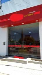 Repasse de ponto. Restaurante completo, novo, bem localizado, ideal para delivery