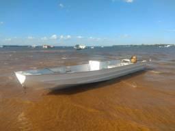 Barco 8m alumínio naval soldado