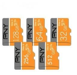 Cartão de memória 512 GB - 6x sem juros