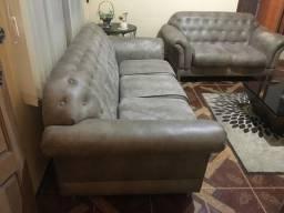Sofá rústico de alta qualidade