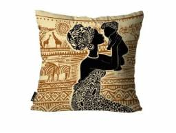 Almofadas personalizadas orixás África
