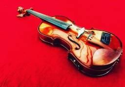 Violino elétroacústico ativo R$900,00