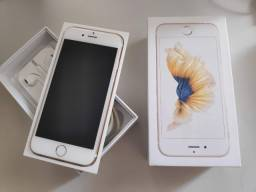 IPhone 6S 64 gigas Gold - Leia!