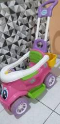 Carro de passeio Truck maral Rosa