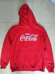 Casaco Coca-Cola