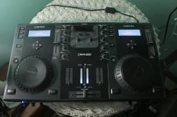 Controladora DJ Cortex Dmix300