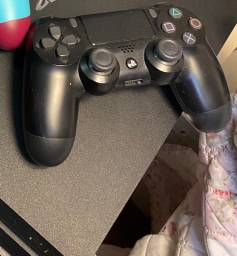 Vendo manete Ps4 ( só funciona no cabo )
