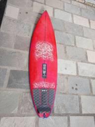 Prancha de Surf Rio Doce 5'8 Aceito Cartão