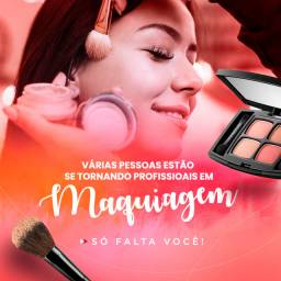 Curso de maquiagem 100% online