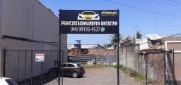 Alugo estacionamento,300MTS,na av. itacayunas,no centro da cidade nova,r$900,00
