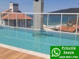 P.S AP0126- *À venda* Apartamento à beira-mar da Praia dos Ingleses!!