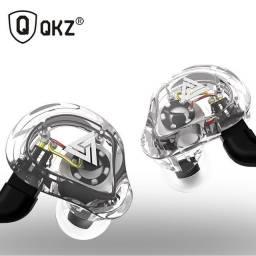 Fone de retorno VK1 QKZ com 4 drives profissional