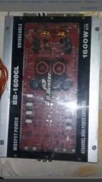 Vendo modulo b buster 1600 whats 4 canal pegando tudo