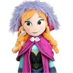 50 cm congelado neve rainha elsa recheado boneca princesa anna elsa boneca