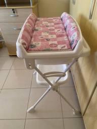 Vende-se banheira de bebê