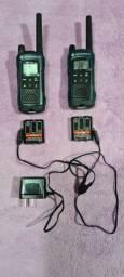 Rádio Comunicador Motorola Talkabout