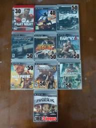 Jogos ps3 a partir de 30 reais