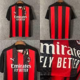 Camisa Milan 2020/21