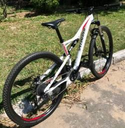 Bicicleta Specialized Camber FSR Aro 29 Tam: M / 17