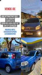 Fiat Uno Attractive 2011