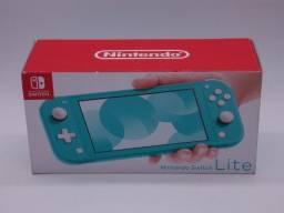Nintendo Switch Lite Novo