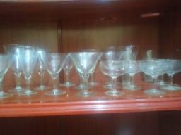 Tacas de cristal