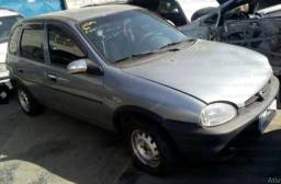 Desmontando-sucata Corsa Hatch Super 1998 gasolina