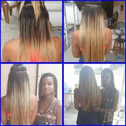 Mega hair plancig