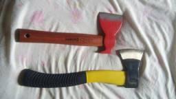 2 machadinhas (ferramentas)