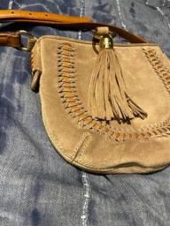 Bolsa de Couro Ralph Lauren