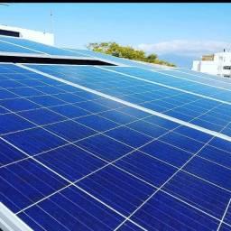 Energia Solar Fotovoltaica ?
