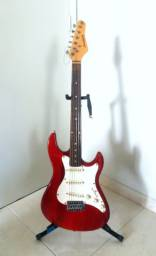Guitarra Stratocaster Maplle - Impecável!