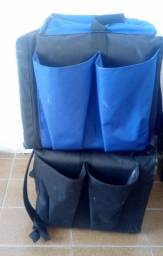 2 Bags (Bolsas) para Delivery 45 Litros + Frete Grátis