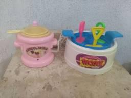 Brinquedos antigos anos 90