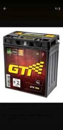 Bateria GTI com para Motos