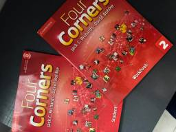 Four Corners Livro de inglês Cambridge