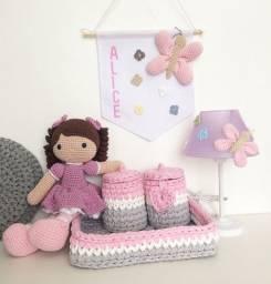 Kit bebê decoração
