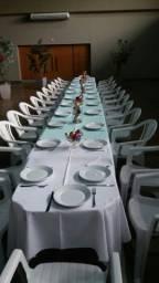 Aluguel kit festa mesa completa!! Z. Norte!!