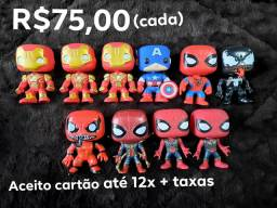Funko Pop - Marvel/DC