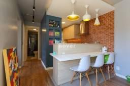 Apartamento Único de 2 Dormitórios com Garagem no Bairro Urlândia - Santa Maria