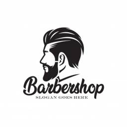 Pacote Gráfico para Barbearia