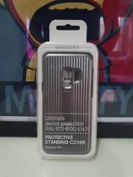 Cap Galaxy S9 Protective Standing Cover - Lacrado