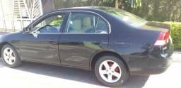 Civic 2003 completo lindo