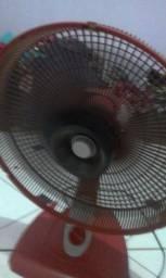 Ventilador com um ano de uso