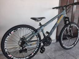 Bike vkingx aro 26 com nota fiscal