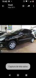 Peugeot 207 completo 2 portas preto
